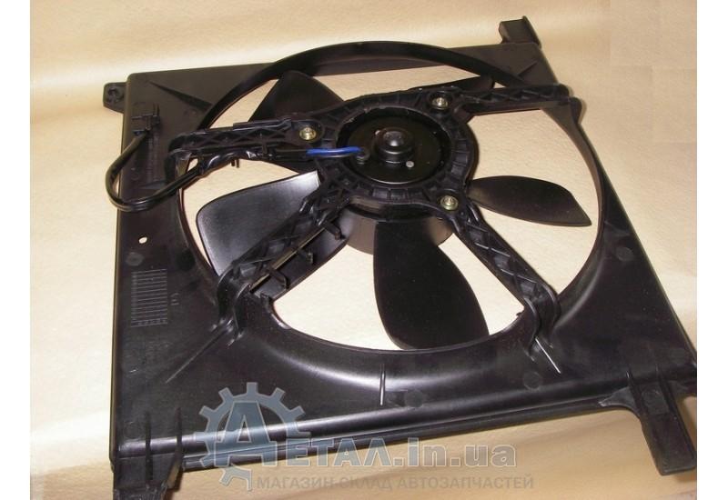 Вентилятор охлаждения радиатора Нексия фото, купить