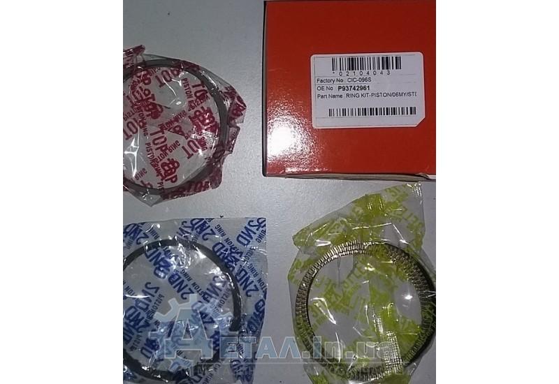 Кольца поршневые Шевроле АВЕО 1,5 AZTEC Std фото, купить