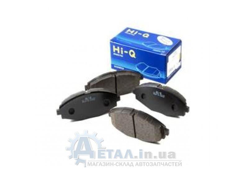 Колодки тормозные дисковые задние Хюндай Accent КИА Rio фото, купить