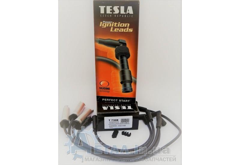 Провода высоковольтные Нексия 8кл Tesla фото, купить