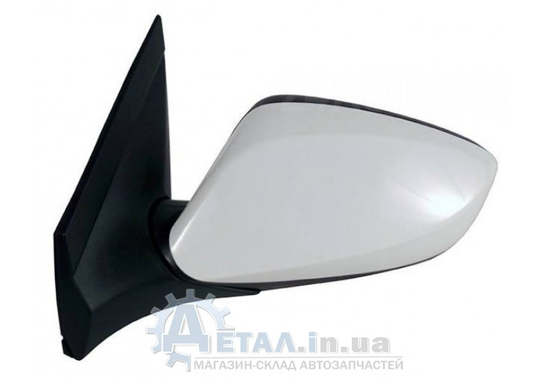 Зеркало левое электрическое без подогрева маленький контакт Хюндай фото, купить