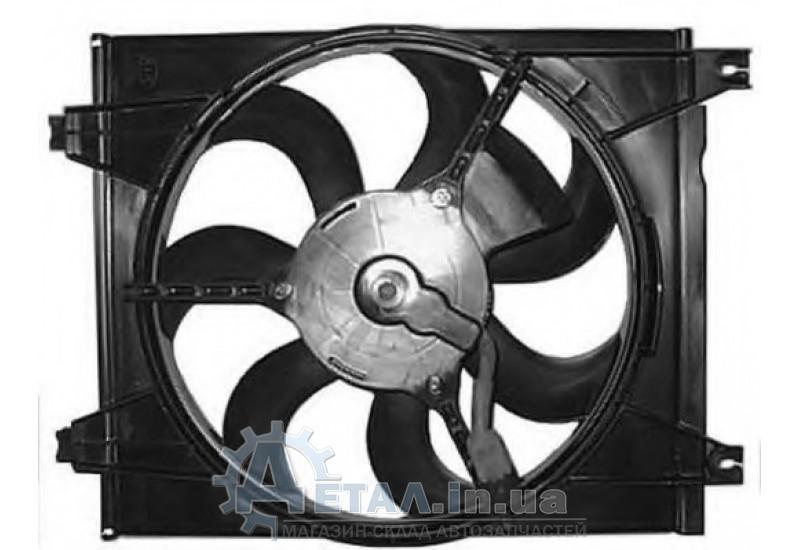 Вентилятор КИА Cerato 1.6 вспомогательный фото, купить