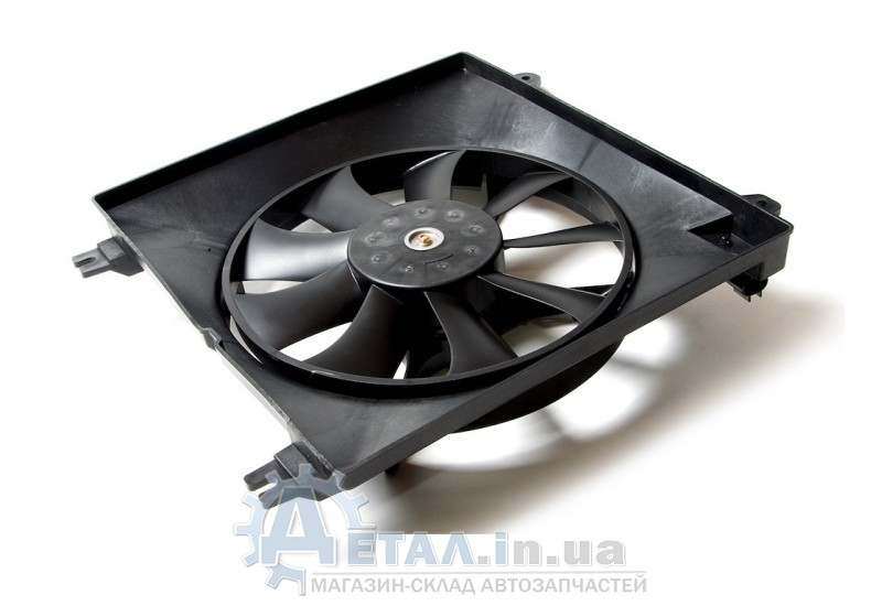 Вентилятор охлаждения радиатора Лачетти фото, купить