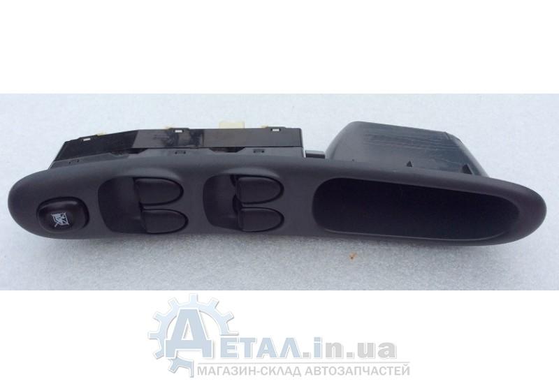 Кнопки стеклоподъемника Ланос Т-150 на 4 окна лев фото, купить