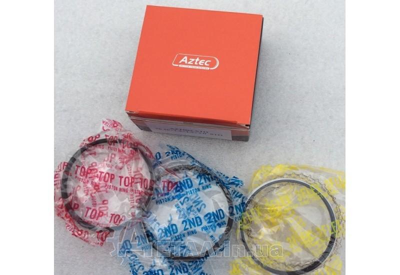 Кольца поршневые Ланос Нексия 1.5 +0.5 AZTEC фото, купить