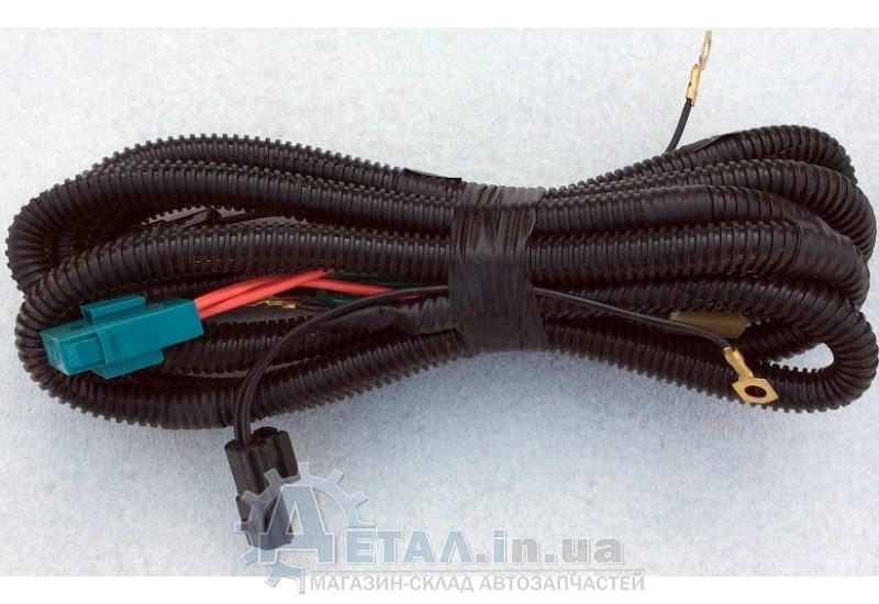Комплект проводки противотуманных фар Ланос фото, купить