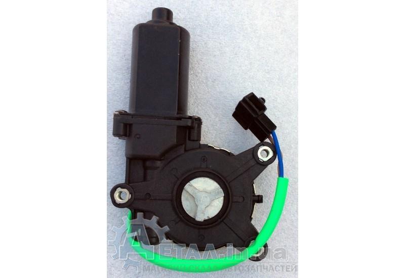 Мотор стеклоподъемника Ланос правый крест фото, купить
