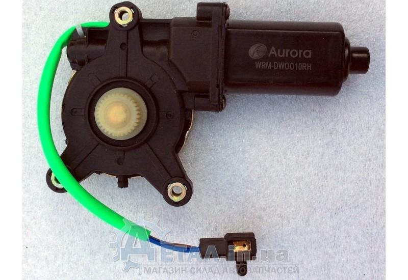 Мотор стеклоподъемника Ланос правый шестерня фото, купить