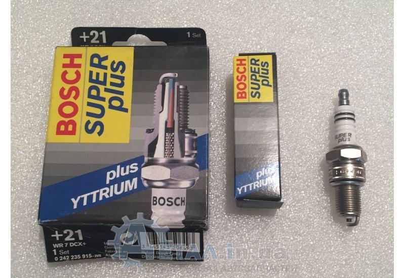 Свеча зажигания Ланос Авео Нексия 1.5 Bosch фото, купить