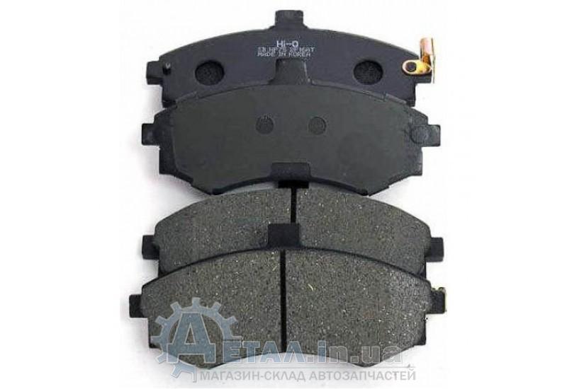 Колодки тормозные передние КИА Cerato 14 Хюндай Elantra фото, купить
