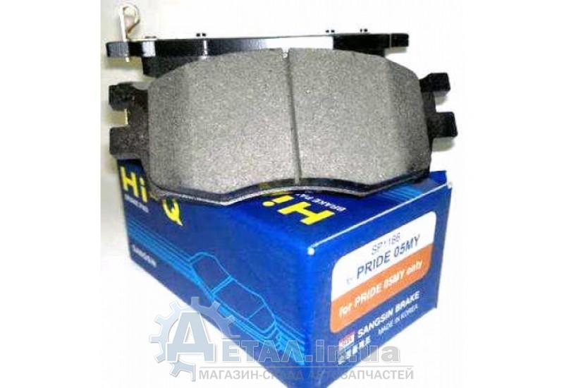 Колодки тормозные передние КИА Rio Хюндай Accent i20 фото, купить