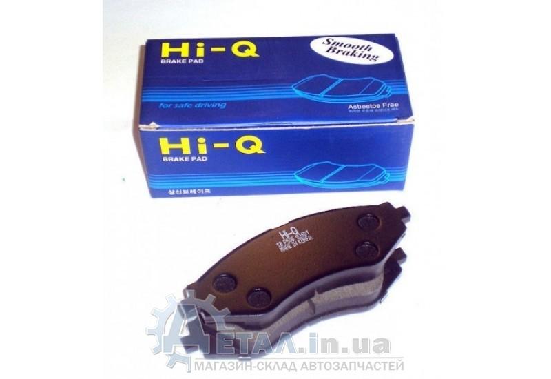 Колодки тормозные передние Хюндай i30 КИА Ceed фото, купить